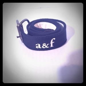 Boy's abercrombie and fitch belt